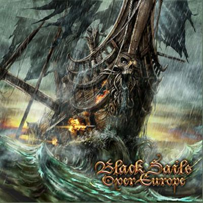 Týr / Heidevolk / Alestorm - Black Sails over Europe
