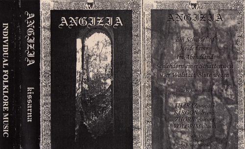 Angizia - Kissarna