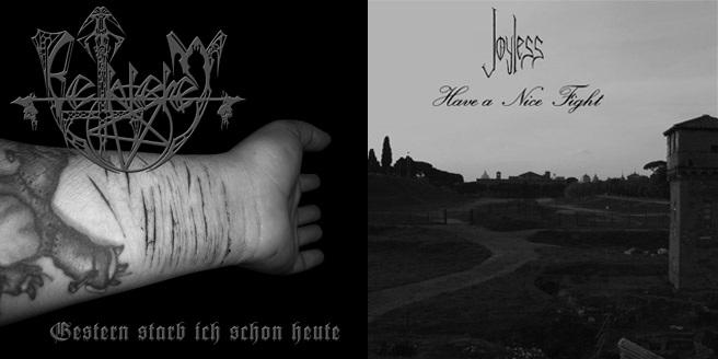 Joyless / Bethlehem - Gestern starb ich schon heute / Have a Nice Fight