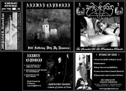 Stake of God / Animae Capronii - Stake of God / Animae Capronii