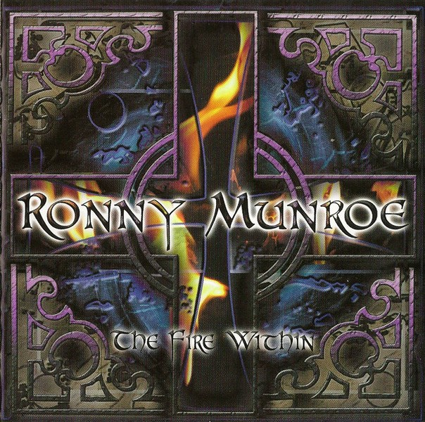 Ronny Munroe - The Fire Within