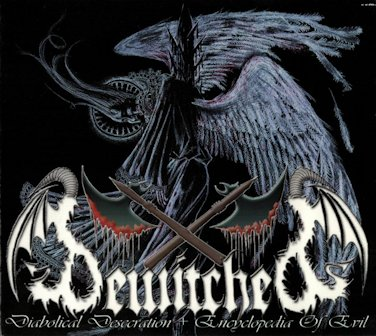 Bewitched - Diabolical Desecration + Encyclopedia of Evil
