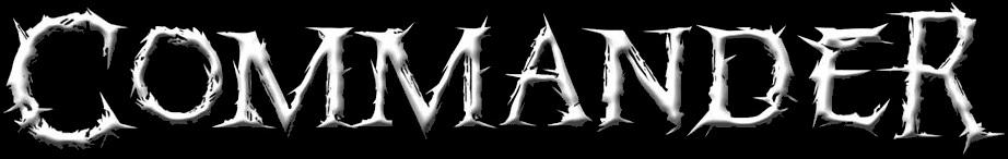 Commander - Logo