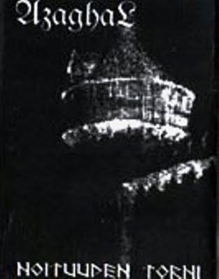 Azaghal - Noituuden torni
