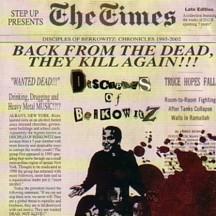 Disciples of Berkowitz - Chronicles: 1995-2002