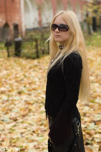 """Oksana """"Squirrel"""" Vasilieva"""