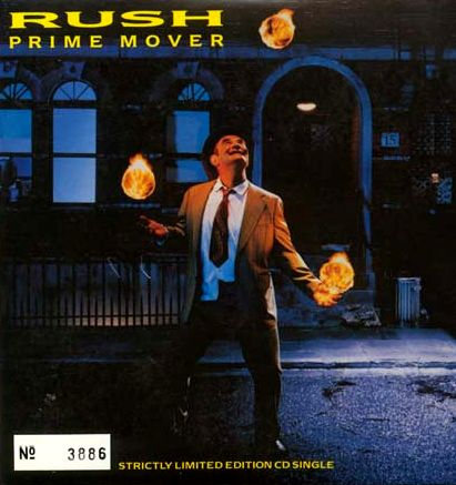 Rush - Prime Mover