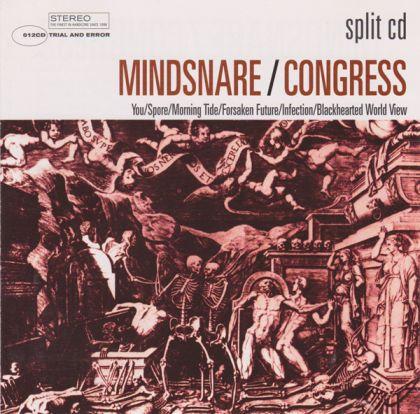 Mindsnare - Mindsnare / Congress