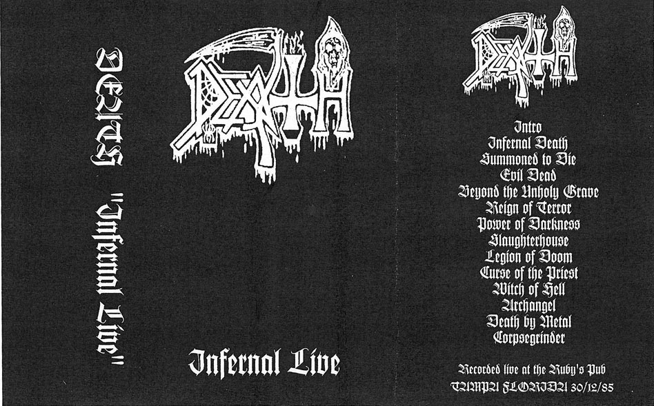 Death - Live tape #6