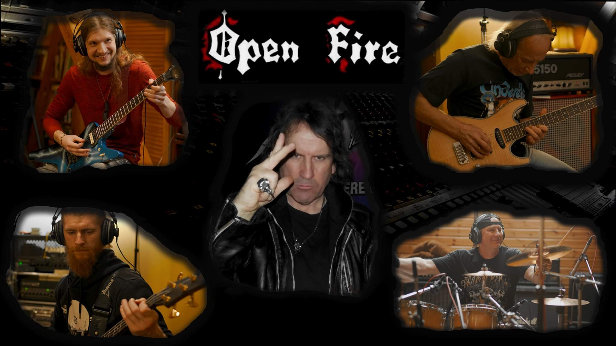 Open Fire - Photo