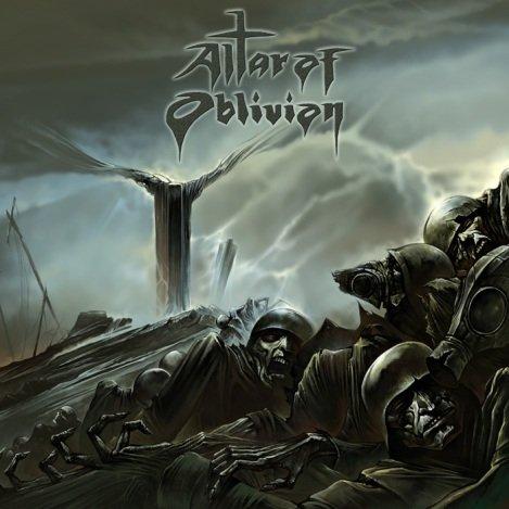 Altar of Oblivion - Sinews of Anguish