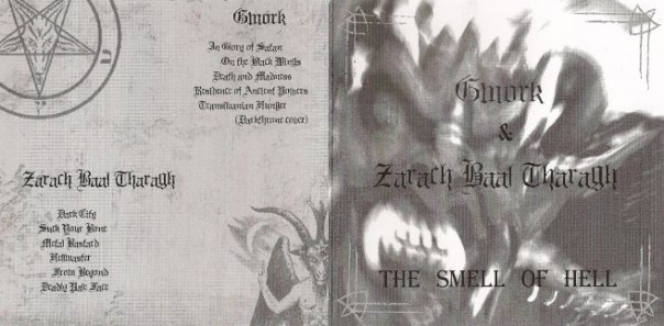 Zarach 'Baal' Tharagh / Gmork - The Smell of Hell