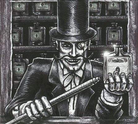 Admiral Browning - Magic Elixir