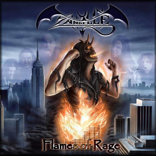 Zandelle - Flames of Rage