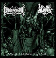 Deathevokation / Lie in Ruins - An Allegiance in Death