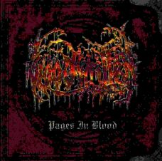Bloodwritten - Pages in Blood