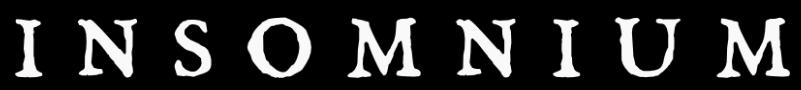 Insomnium - Logo