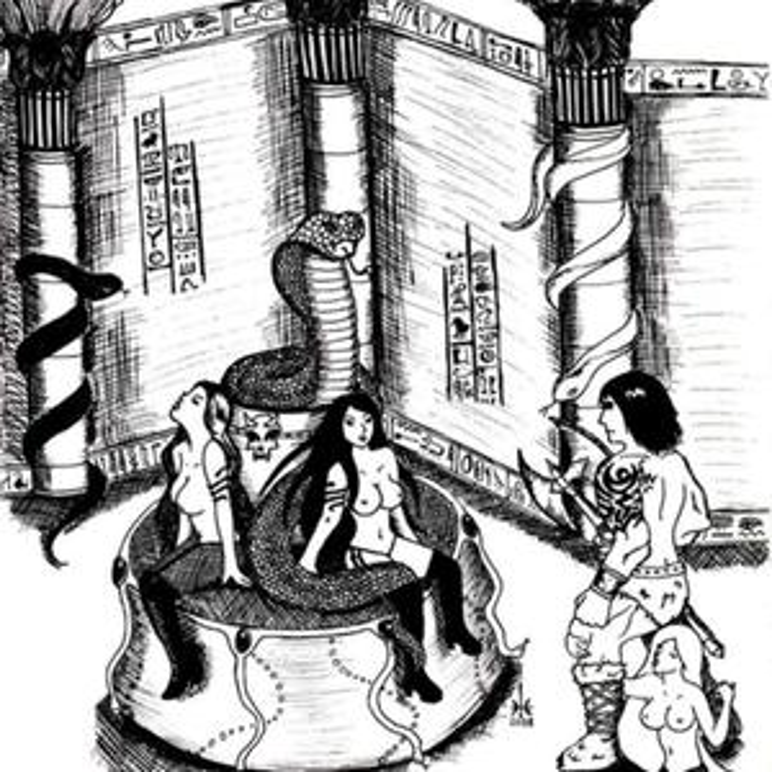 Iron Kobra - Cult of the Snake