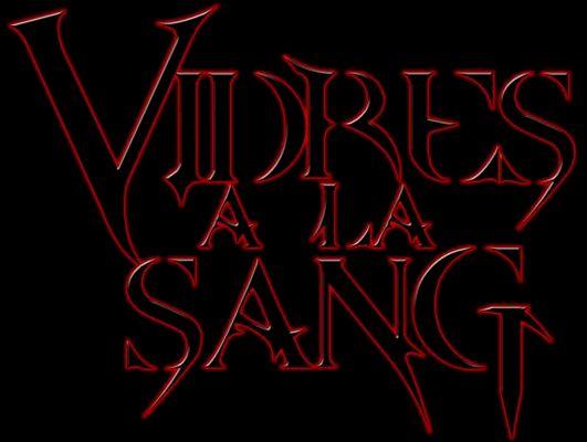 Vidres a la Sang - Logo