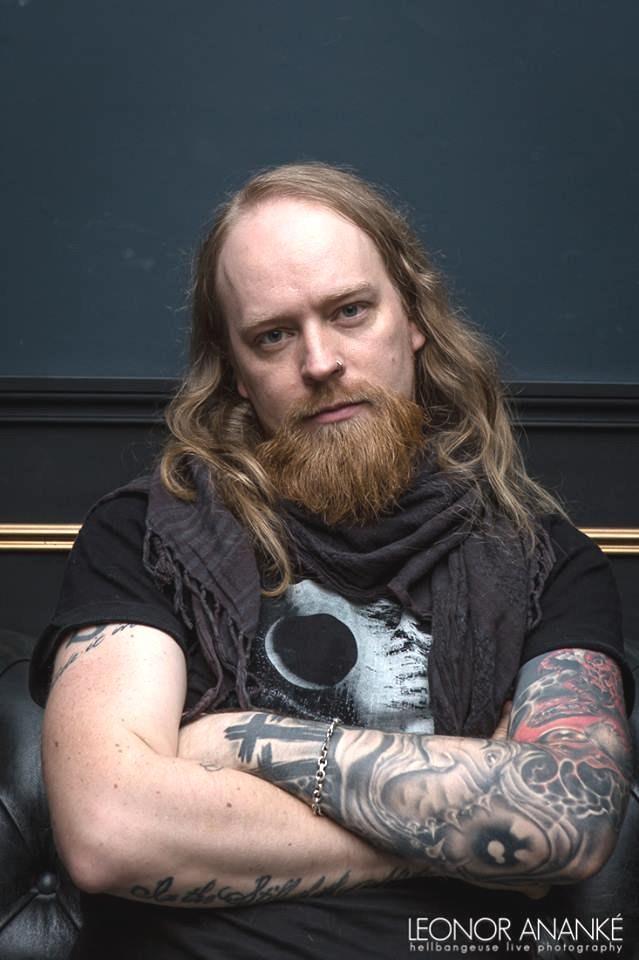 "Anders ""Blakkheim"" Nyström"