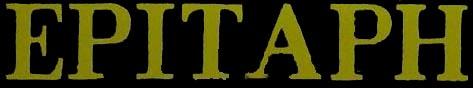 Epitaph - Logo