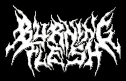 Burning Flesh - Logo
