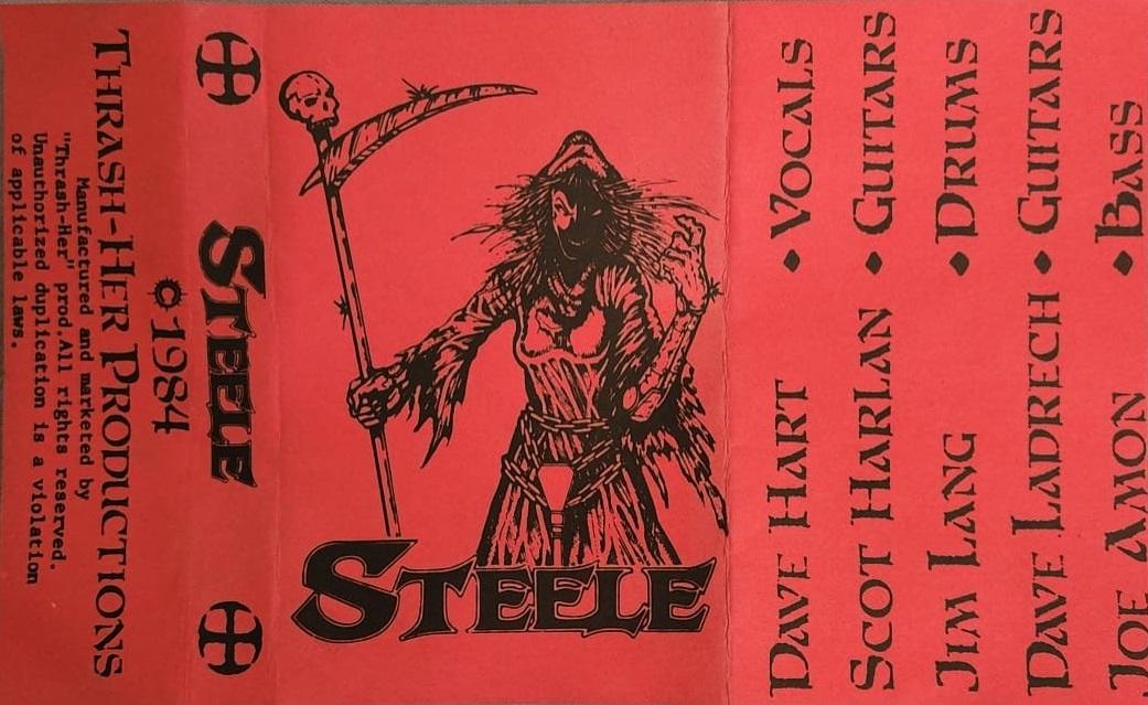 Steele - Demo 1984