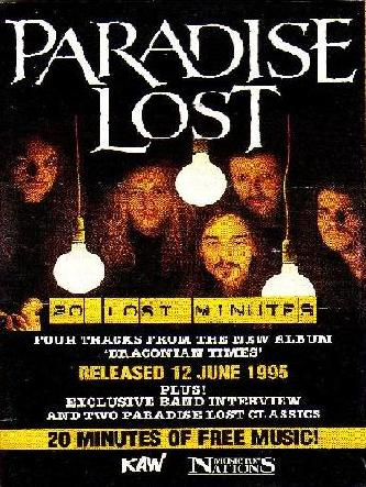 Paradise Lost - 20 Lost Minutes