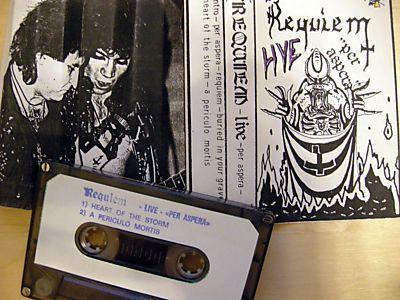 Requiem - Live: Per Aspera