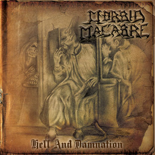 Hell and Damnation cover (Click to see larger picture)