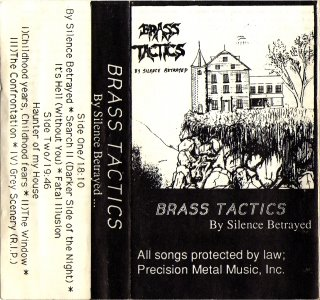 Brass Tactics - By Silence Betrayed