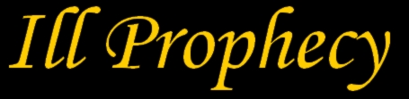 Ill Prophecy - Logo