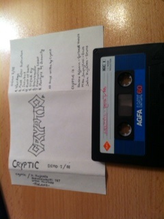 Cryptic - Demo I/88