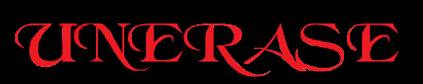 Unerase - Logo