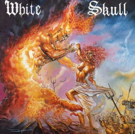 White Skull - I Won't Burn Alone