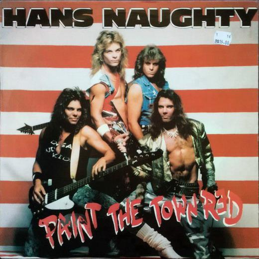 Hans Naughty - Paint the Town Red
