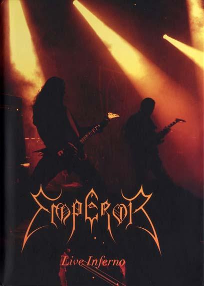 Emperor - Live Inferno