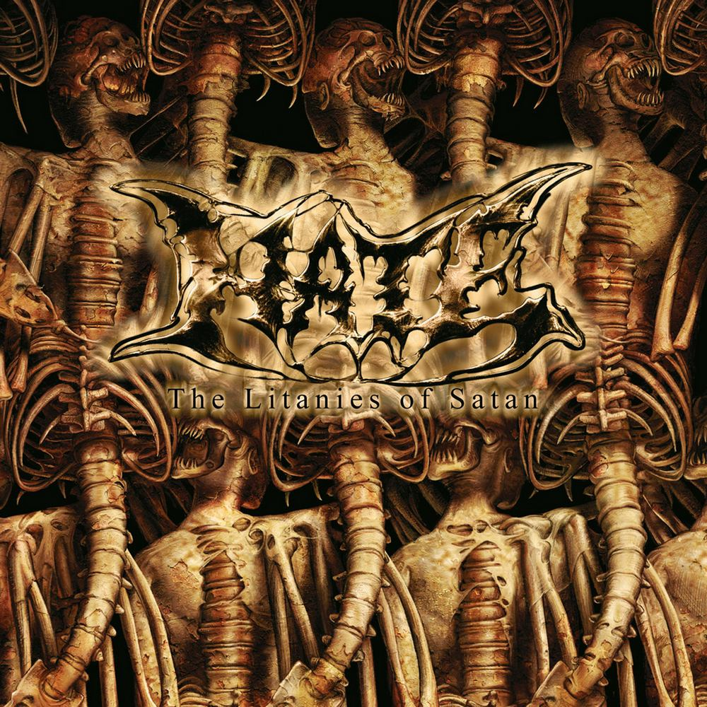 Hate - The Litanies of Satan