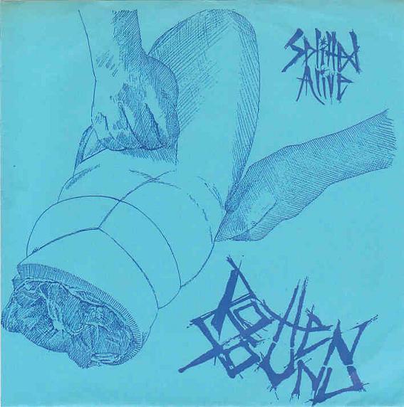 Rotten Sound - Splitted Alive