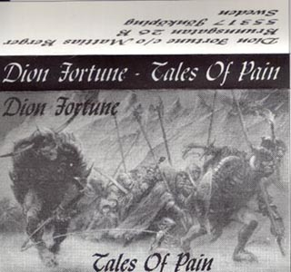 Dion Fortune - Tales of Pain