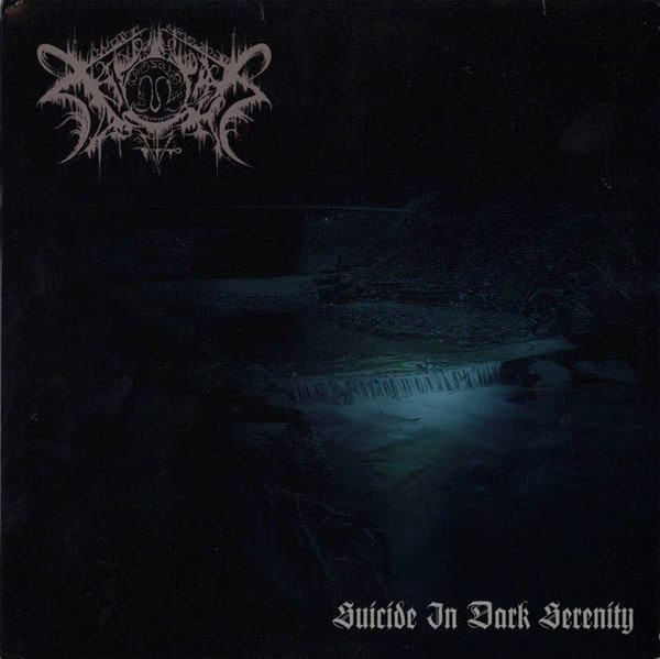 Suicide in Dark Serenity cover (Click to see larger picture)