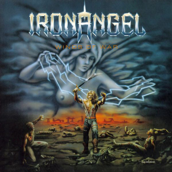 Iron Angel - Winds of War