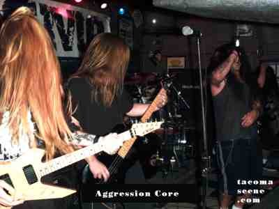 Aggression Core - Photo
