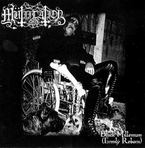 Mütiilation - Black Millenium (Grimly Reborn)
