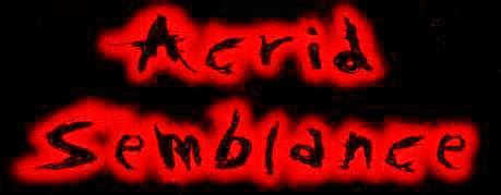 Acrid Semblance - Logo