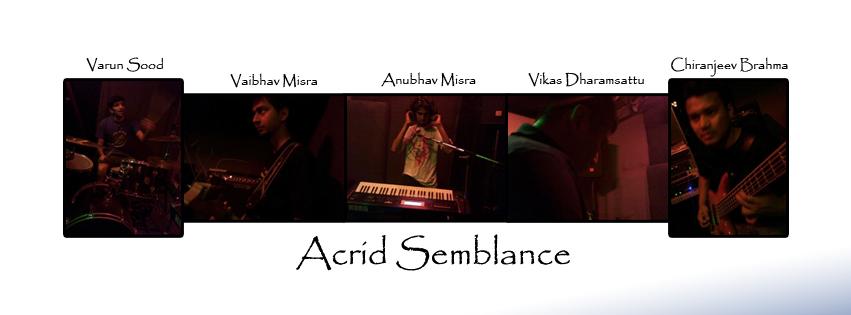 Acrid Semblance - Photo
