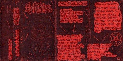 Mütiilation - Destroy Your Life for Satan
