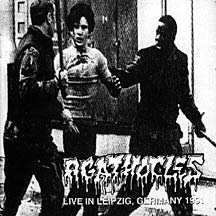 Agathocles - Live in Leipzig, Germany 1991