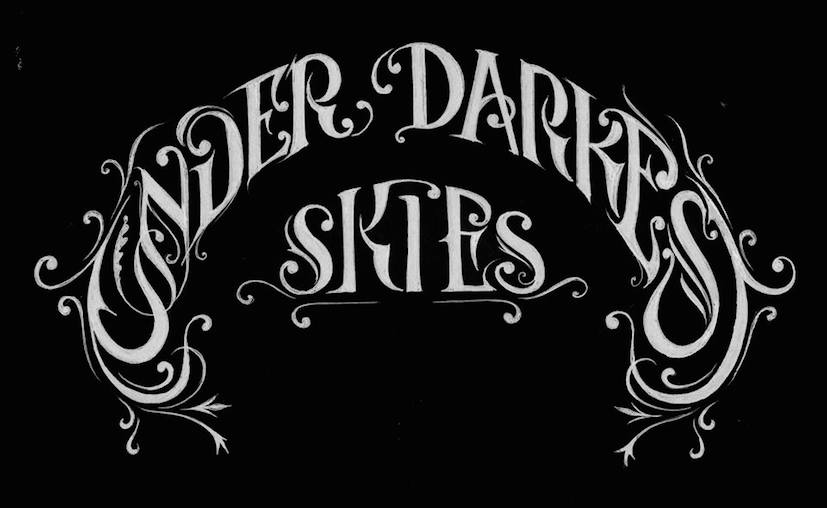 Under Darkest Skies - Logo