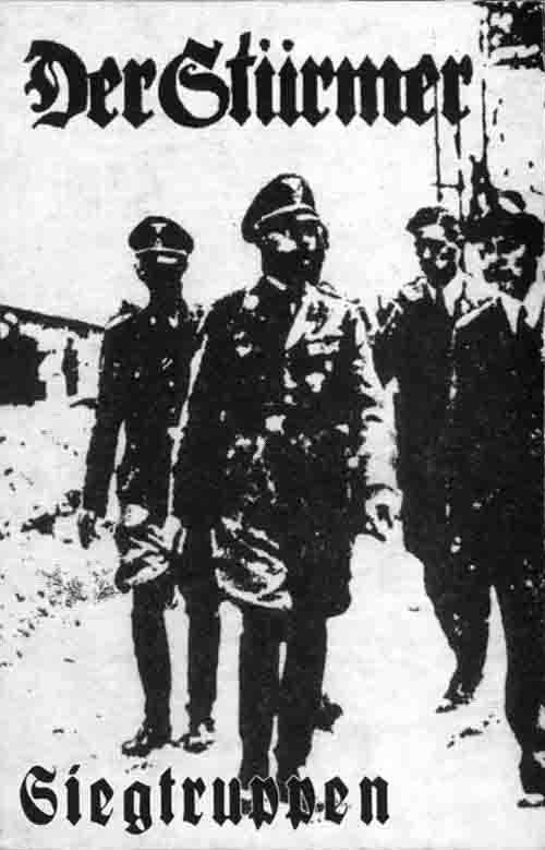 Der Stürmer - Siegtruppen